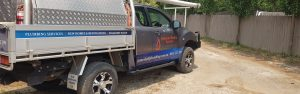 Vehicle Signage wrap